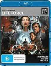 Lifeforce - Blu Ray Horror Cult Classic by Tobe Hooper