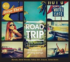 ROADTRIP VOL.2 feat. THE BEACH BOYS, FATBOY SLIM, BLONDIE, u.a. 3 CD NEU