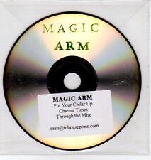 (DQ465) Magic Arm, Put Your Collar Up / Cinema Times - DJ CD