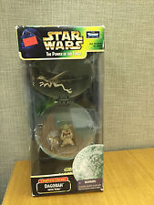 Kenner Star Wars Complete Galaxy Dagobah With Yoda Action Figure