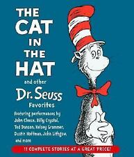 The Cat in the Hat and Other Dr. Seuss Favorites, Dr. Seuss, New Book