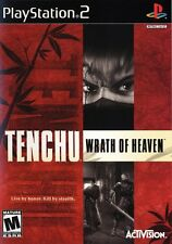 Tenchu: Wrath of Heaven - Playstation 2 Game Complete