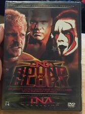 TNA Wrestling - Bound for Glory 2006 (DVD, 2007) New Wwe Nxt Aj Styles Sting 3D