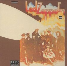 LED ZEPPELIN II 2 180gm Vinyl LP 2014 (9 Tracks) Remastered NEW & SEALED