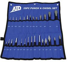 ATD Tools 729 Punch & Chisel Set, 29 pc.