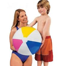 2015 Inflatable Blowup Panel Beach Ball  Holiday Party Swimming Garden Toy HO AU