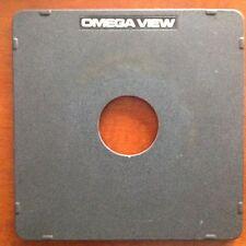 Omega View lens board #1 hole
