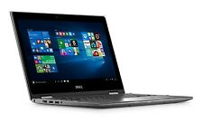 "Dell Inspiron 13 5368 13.3"" I7-6500U 8GB 256GB SSD Windows 10 2in1 Laptop Touch"