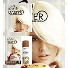 HOT!! DCASH Master White Hair Bleaching Dye Powder Lightener Kit : White Color.