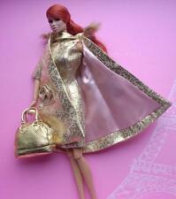 "12"" Dressmaker Details~A Golden Year~2009 NBDCC~Fit Fashion Royalty~Silkstone"