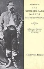 Memoirs of the Confederate War for Independence Southern Classics Series