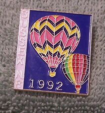 1992 SUSSEX NB BALLOON PIN