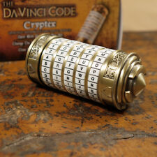 The Da Vinci Code Mini Cryptex Prop Replica Licensed The Noble Collection NEW