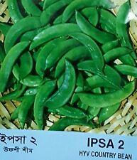 Hortaliza de Bangladesh-Jacinto Haba Semillas/Brillo Beej/Aina Uri/Cuña Bisi