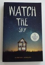 NEW    Watch The Sky  Kirsten Hubbard   Advance Reading Copy   ARC