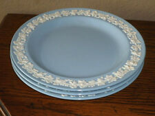 "Wedgwood Queensware Cream on Lavender 8"" Salad Plates (Lot of 3)"