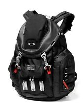 "Oakley Kitchen Sink 17"" Laptop / MacBook Pro Black Backpack / Daypack - New"