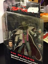 """THE SPIRIT: THE OCTOPUS, 7"""" FIGURE BY MEZCO, 2009 NEW IN BOX"""