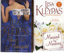 Complete Set Series - Lot of 5 Hathaways Books by Lisa Kleypas (Historical)