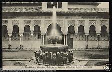 1122.-GRANADA -121 Alhambra -Patio de los Leones, fachada de las dos Hermanas