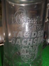 Görlitz Tag der Sachsen 1993 DOMEX Bierkrug Pewter Zinndeckel