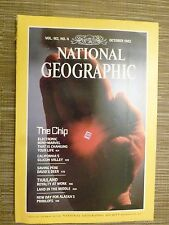 National Geographic- THE CHIP  ELECTRONIC MINI MARVEL THAT IS CHANGING YOUR LIFE