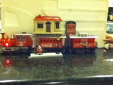 2004 Goldlok Coca Cola Chritmas Train Set Holiday Decoration Coke Railroad Santa