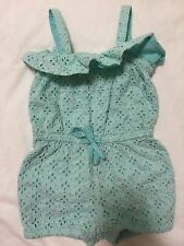 Baby GAP Infant Toddler Girls 12-18 Month Shorts Romper Summer Outfit Clothing