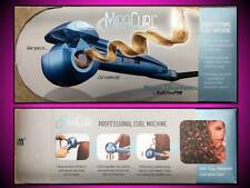 NEW /BAD BOX BABYLISS PRO NANO TITANIUM MIRACURL IRON CURL MACHINE MIRA BABNTMC1