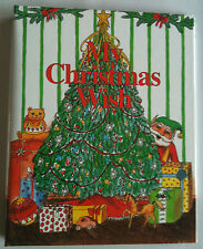"""Children's Personalized Book, """"My Christmas Wish"""", Gift for Christmas"""