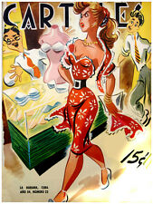 """20x30""""Quality Decor Poster.Room design.Sexy girl in red pants blouse.6925"""