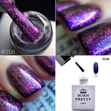 10ML Born Pretty Chameleon Nail Art UV Gel Polish 016#(Black Base Color Needed)