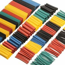 New Kit 260pcs Assortment 2:1 Heat Shrink Tubing Tube Sleeving Wrap Wire 8 Sizes