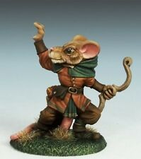 Visions in Fantasy MOUSE RANGER WITH BOW Dark Sword Miniatures DSM8009