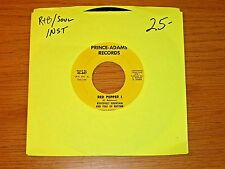 """SOUL INSTRUMENTAL 45 RPM - ROOSEVELT FOUNTAIN - PRINCE-ADAMS 447 - """"RED PEPPER"""""""