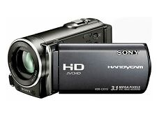 NUOVO Sony Handycam hdr-cx115e Camcorder alta definizione HD Scheda di memoria digitale
