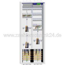 Hager Zählerschrank 3 Zähler Verteiler 1400 mm ZB52S