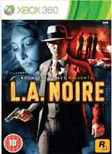 Xbox 360 - L.A. Noire (LA) Makers Of GTA 5 **New & Sealed** Official UK Stock