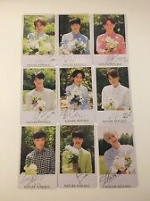 EXO FANMADE NATURE REPUBLIC PHOTOCARDS - UK KPOP K-POP
