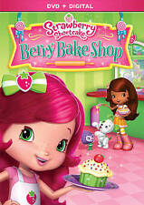 STRAWBERRY SHORTCAKE: BERRY...-STRAWBERRY SHORTCAKE: BERRY BAKE SHOP / ( DVD NEW