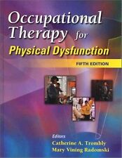 Occupational Therapy for Physical Dysfunction-ExLibrary