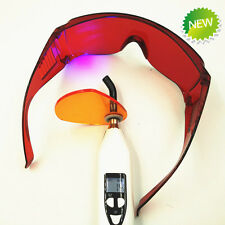 Dental Protection Glass Goggles for Curing Light LED Whitening Lamp Dentist new1
