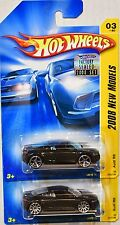 HOT WHEELS 2008 NEW MODEL AUDI R8 VARIATION FACTORY SEALED