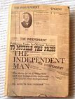 The Independent Man by Keith Saunders / 1st Ed. / Signed / 1962