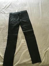 J Brand L8001 Apline Size 28 NEW Skinny Leather Jeans