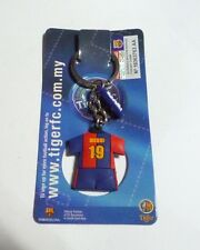 BARCELONA Keychain LIONEL MESSI Ring TIGER BEER MALAYSIA 2006 Champions League