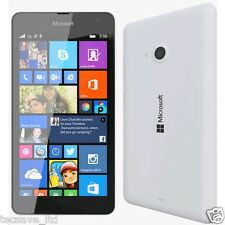 BRND NEW NOKIA LUMIA 535 WHITE **UNLOCK** SMART PHONE