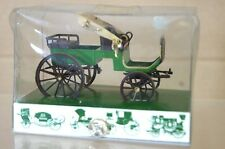 BRUMM HISTORICAL SERIES 10 OPEN PHAETON 1850 OPEN TOP CARRIAGE BUGGY WAGON na
