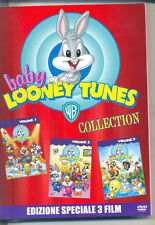 DvD BABY LOONEY TUNES 3 DVD FILM   ......NUOVO