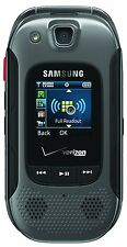 MINT Samsung Convoy 3 U680 Verizon CDMA Rugged Flip Cell Phone condition 636708